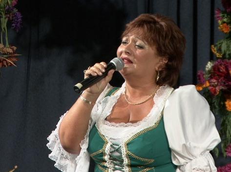 Somogyi Erika énekművész