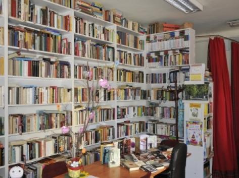 A Wekerlei Könyvtár költözése