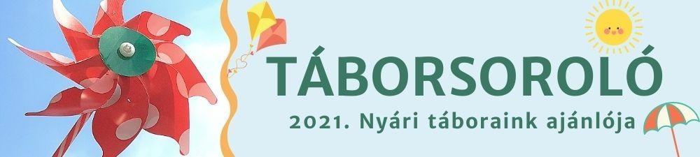 TÁBORSOROLÓ 2021.