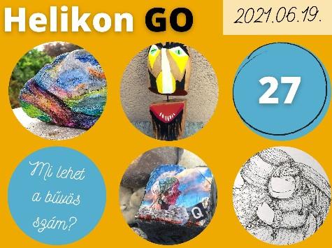 Helikon GO - műtárgykereső túra Wekerlén
