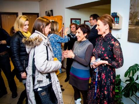 Budapesti népművelők látogatása