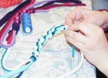 Textilékszer-készítő workshop 2017.03.04.