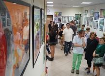 ART kiállítás megnyitója 2017.09.01.