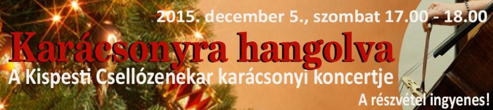 KARÁCSONYRA HANGOLVA