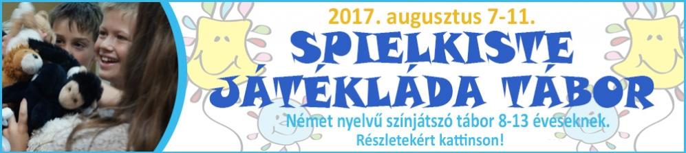 SPIELKISTE – JÁTÉKLÁDA 2017.