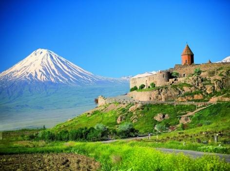 A Kaukázus ősi keresztény országai: Grúzia  és Örményország