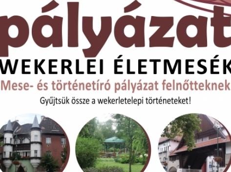 WEKERLEI ÉLETMESÉK 2.