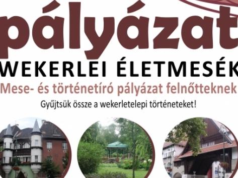 WEKERLEI ÉLETMESÉK 3.