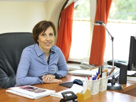 Kispestért Díjban részesült Szabó Mária
