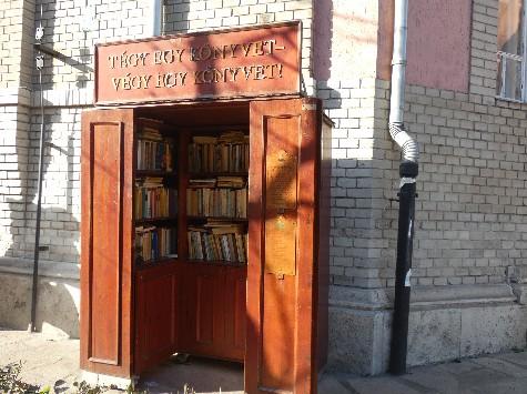 Tégy egy könyvet - Végy egy könyvet!
