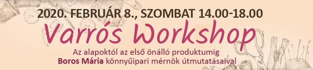 VARRÓS WORKSHOP