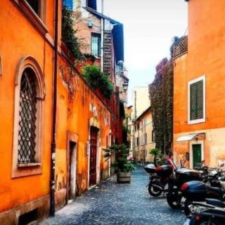 Róma, az örök város
