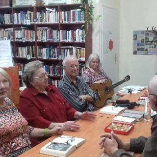 Közös verselés a Magyar költészet napján