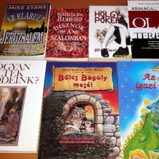 Könyves ajándéknapok
