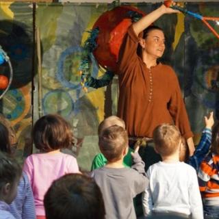 A bábjáték varázsa a Wekerlei Kultúrházban