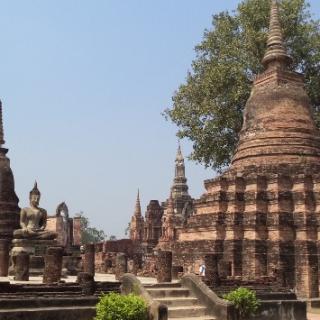 Thaiföld és Kambodzsa  - Előadás a könyvtárban